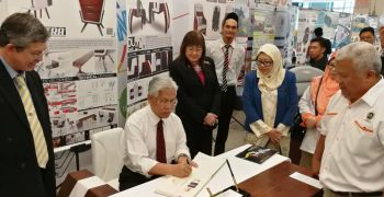 Pameran Education 4.0 Innovation With Soul Putrajaya