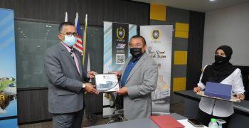 Majlis Menandatangani Memorandum Persefahaman (MoU) antara UniSZA dan RSA Academy Sdn Bhd.